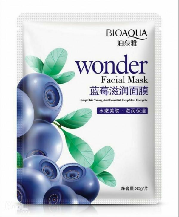 ماسک تکی ورقه ای بلوبری-تصویر اصلی