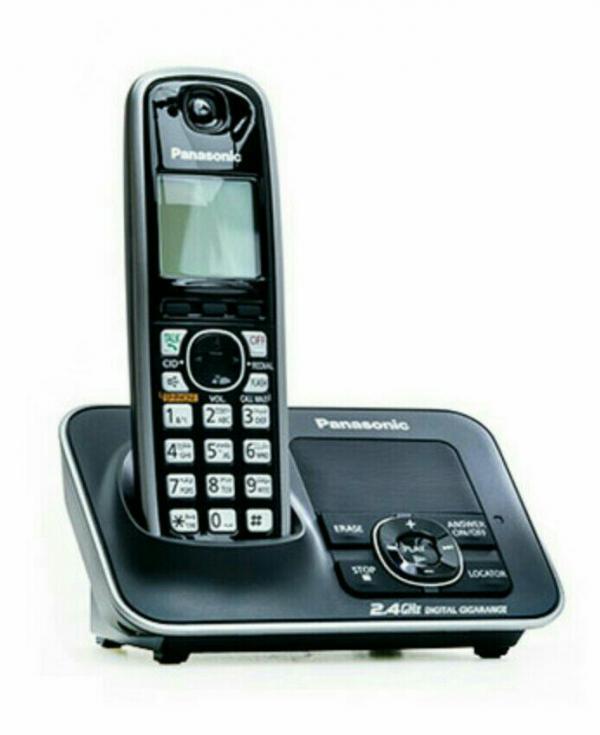 تلفن بی سیم پاناسونیک منشی دار مدل ۳۷۱۳-تصویر اصلی