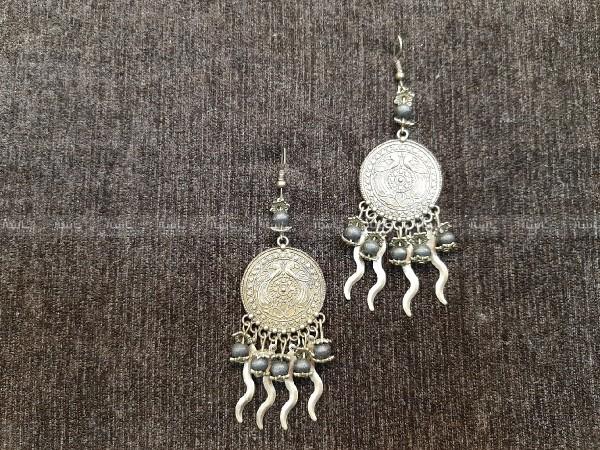 گوشواره قاجاری-تصویر اصلی