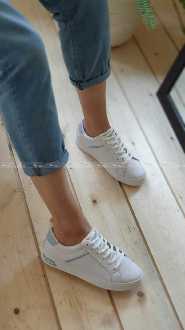کفش کتانی ونس بغل خطی-تصویر اصلی