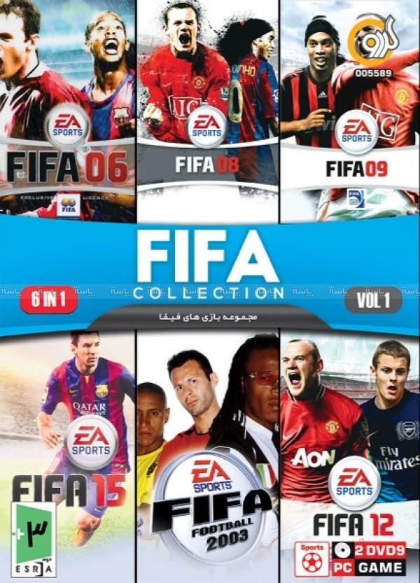 بازی کامپیوتری FIFA Collection 6in1-تصویر اصلی