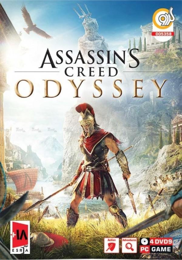 بازی کامپیوتری Assassins Creed Odyssey-تصویر اصلی
