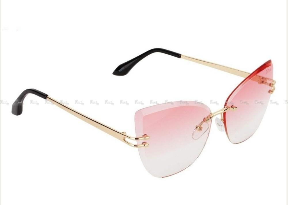 عینک آفتابی فریم لس زنانه-تصویر اصلی