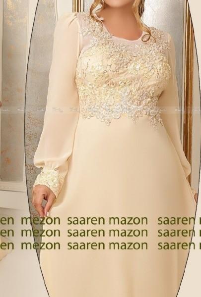 لباس مجلسی  شکوفه-تصویر اصلی