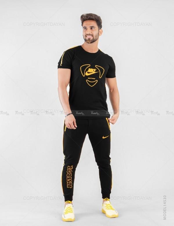 ست تیشرت و شلوار مردانه Nike مدل 14530-تصویر اصلی