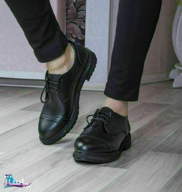 کفش چرم پرفکت