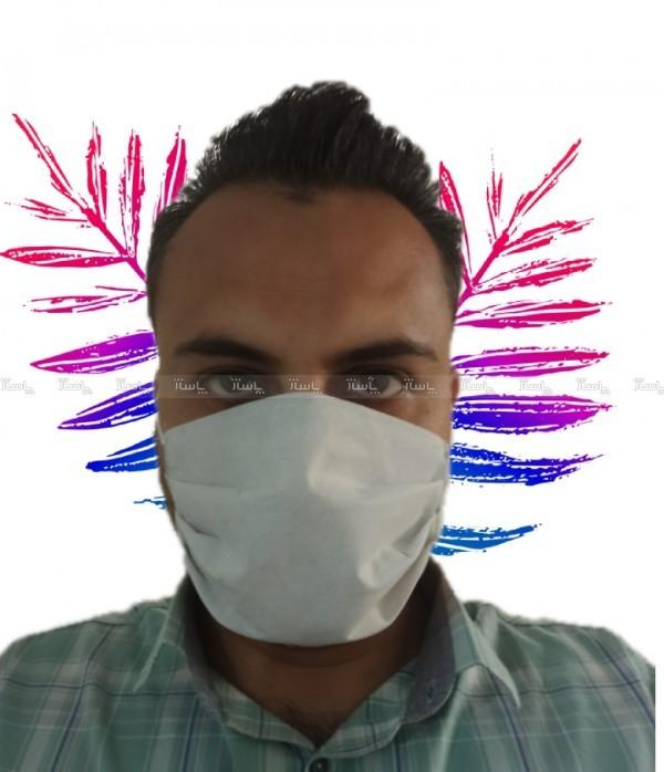 ماسک اسپان دو لایه ۱۵۰۰ عددی-تصویر اصلی