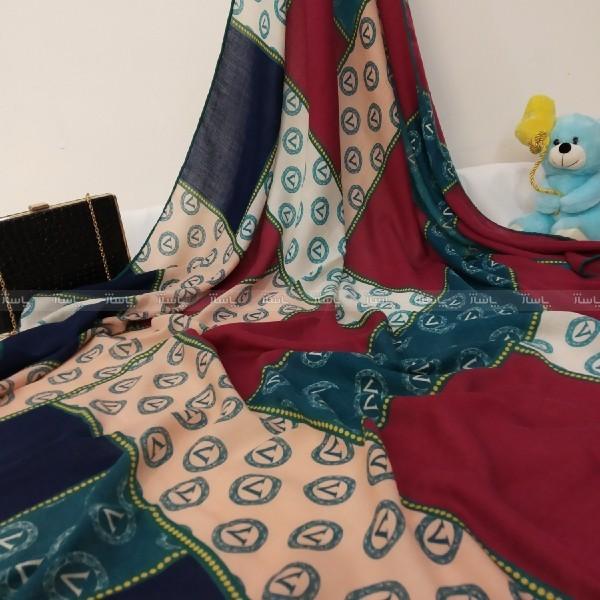 روسری پاییزه دست دوز-تصویر اصلی