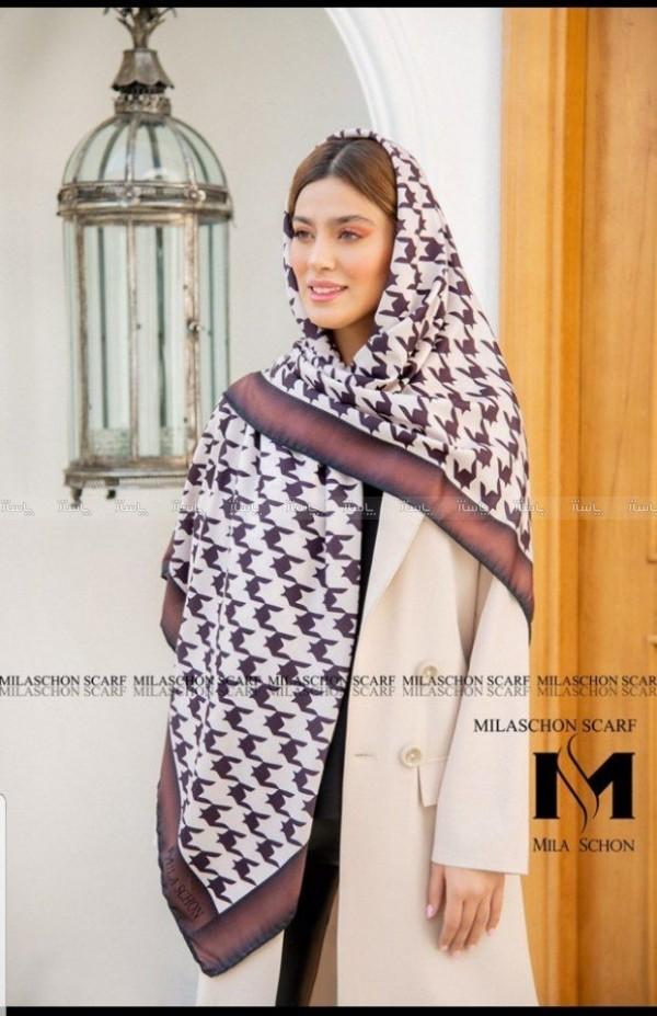 روسری نخِ پاییزی-تصویر اصلی