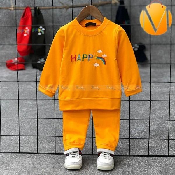 بلوز شلوار Happy رنگین کمون-تصویر اصلی