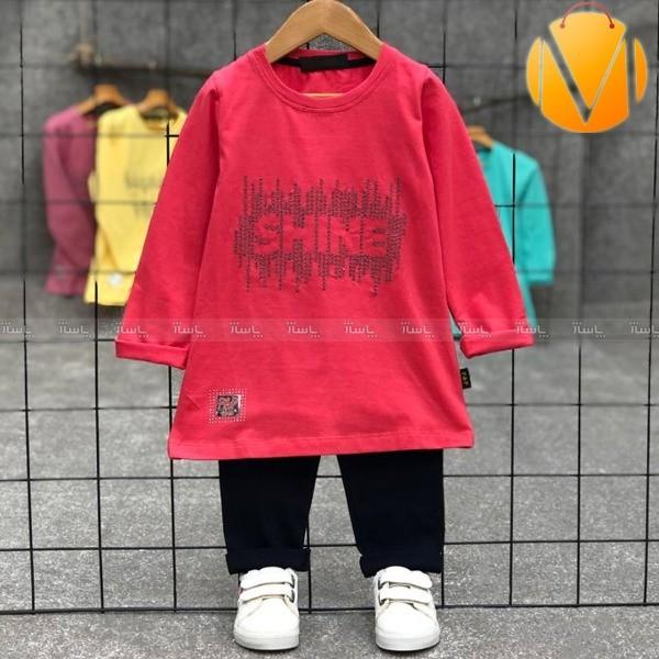 بلوز شلوار Shine ساده-تصویر اصلی