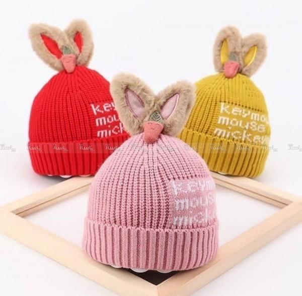 کلاه تک خارجی خرگوشی-تصویر اصلی
