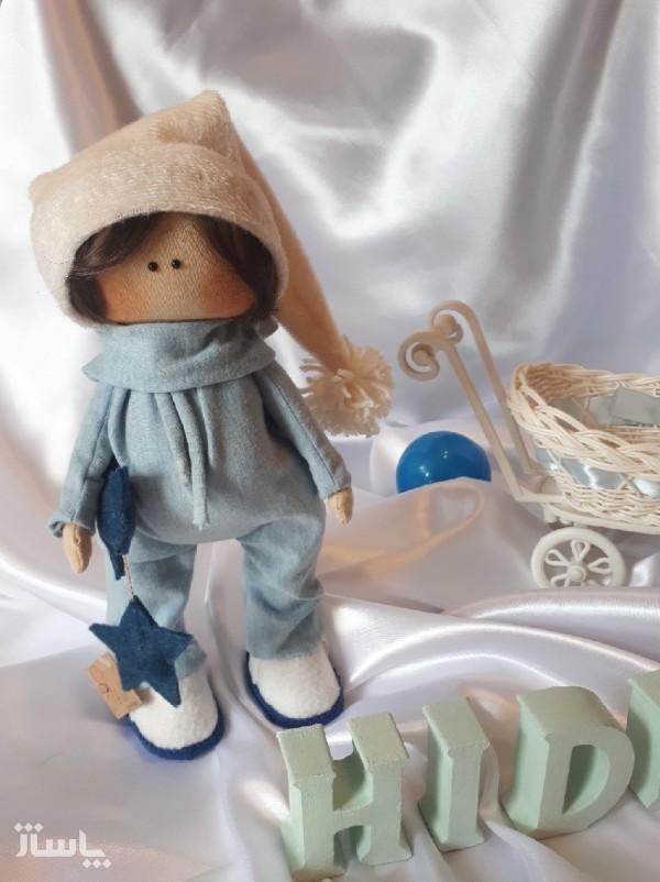 عروسک روسی پسر هیدی کد 2-تصویر اصلی