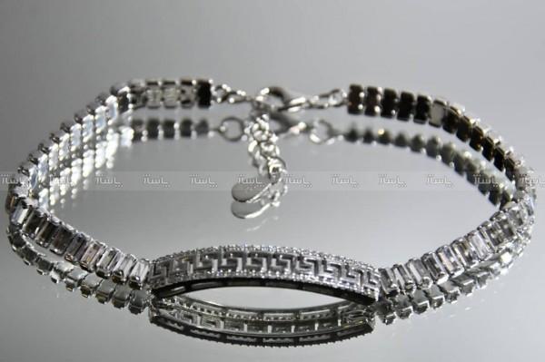 دستبند نقره زنانه کد : ۳۱۶-تصویر اصلی