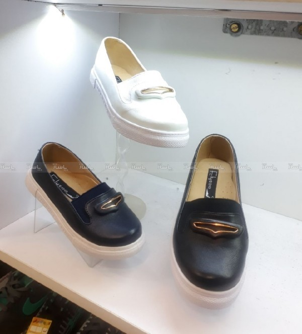 کفش چرم بچه گانه-تصویر اصلی