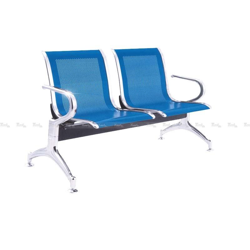صندلی انتظار دو نفره مدل H 152 شفق-تصویر اصلی