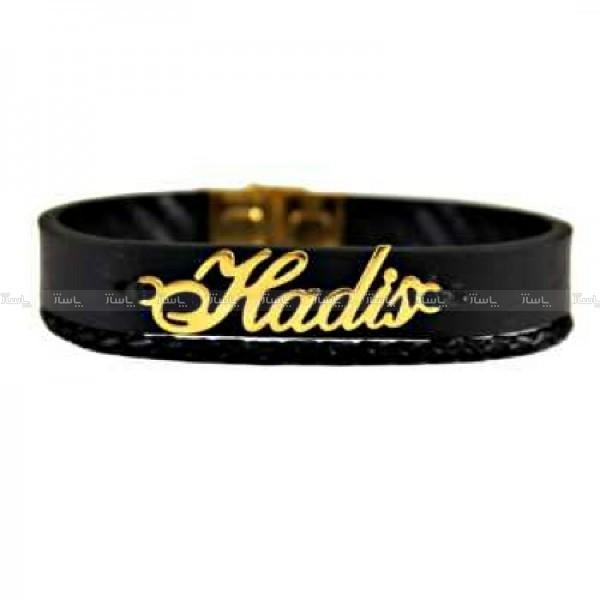 دستبند حدیث (۴۵۰ سوت ) طلا ۱۸ عیار-تصویر اصلی