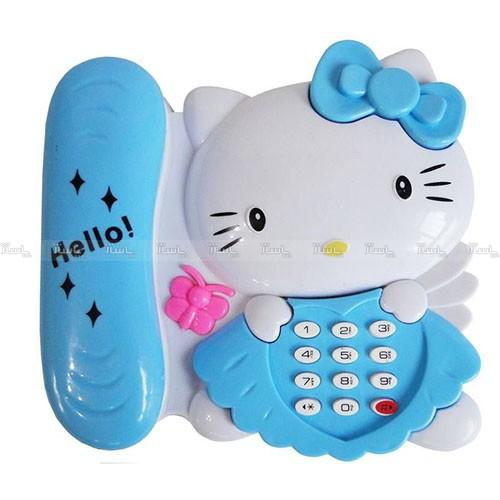 تلفن موزیکال مدل Hello Kitty-تصویر اصلی