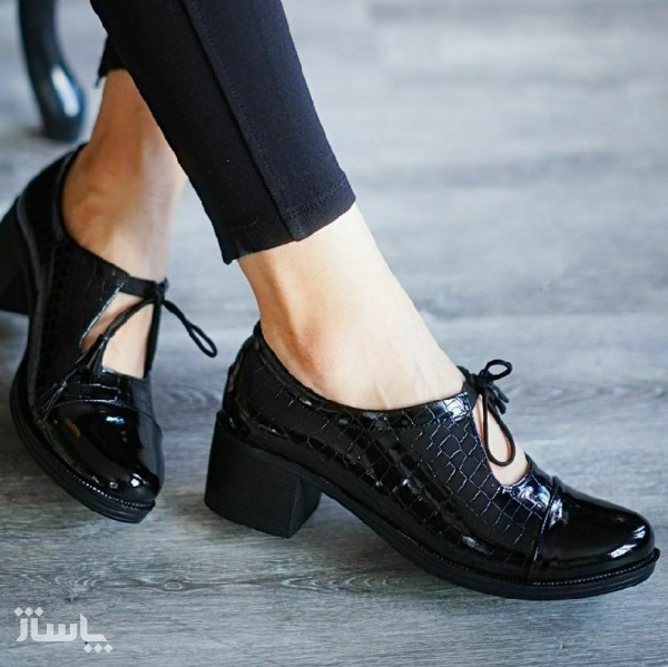 کفش ورنی شیک