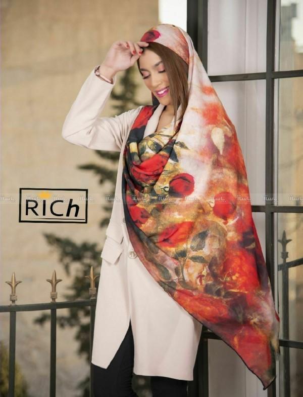 روسری نخی پائیزه-تصویر اصلی