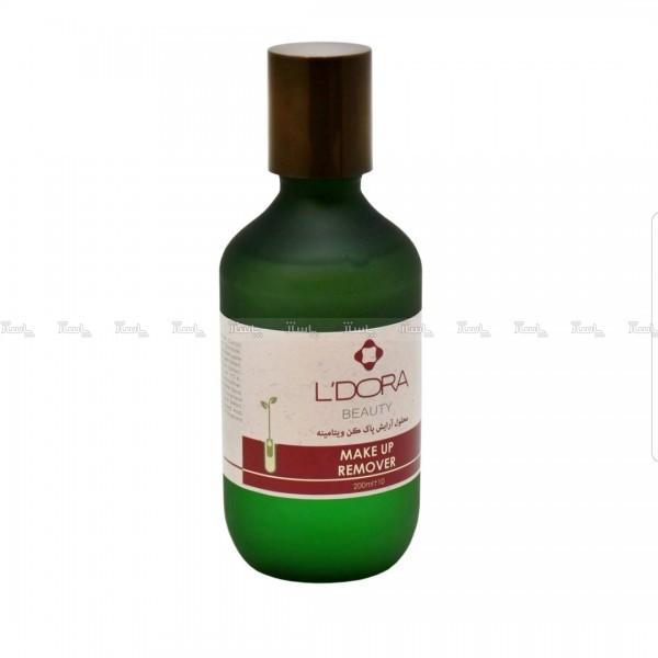 محلول آرایش پاک کن دوفاز ویتامینه لدورا-تصویر اصلی