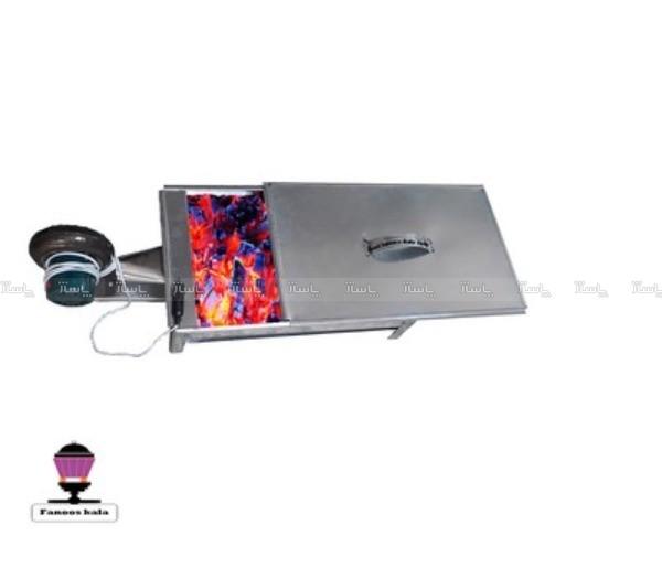 کباب پز درب دار با فن برقی-تصویر اصلی