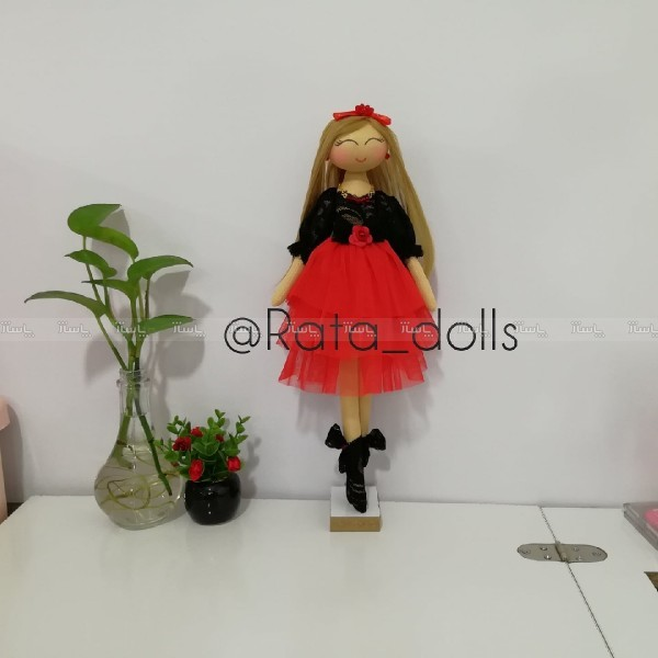 عروسک تیلدا یلدایی-تصویر اصلی