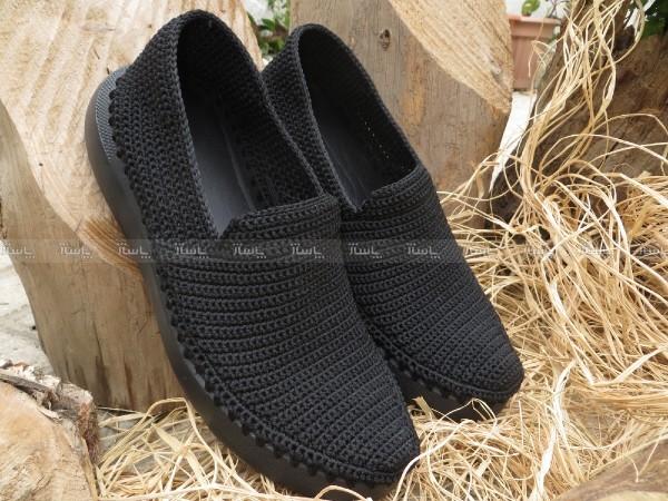 کفش دستبافت مردانه-تصویر اصلی