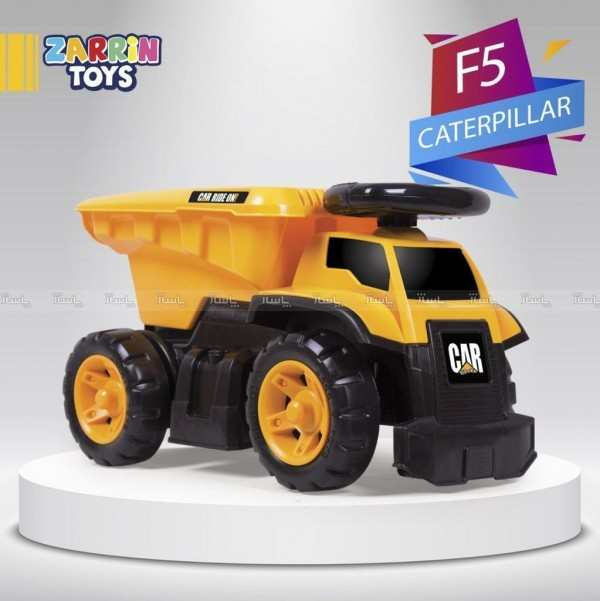 کامیون کاترپیلار-تصویر اصلی