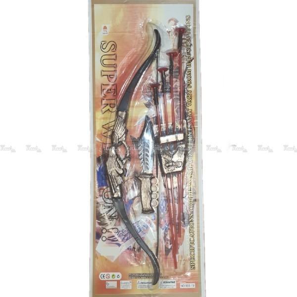 ست تیرکمان و چاقو مدل Super weapon-تصویر اصلی