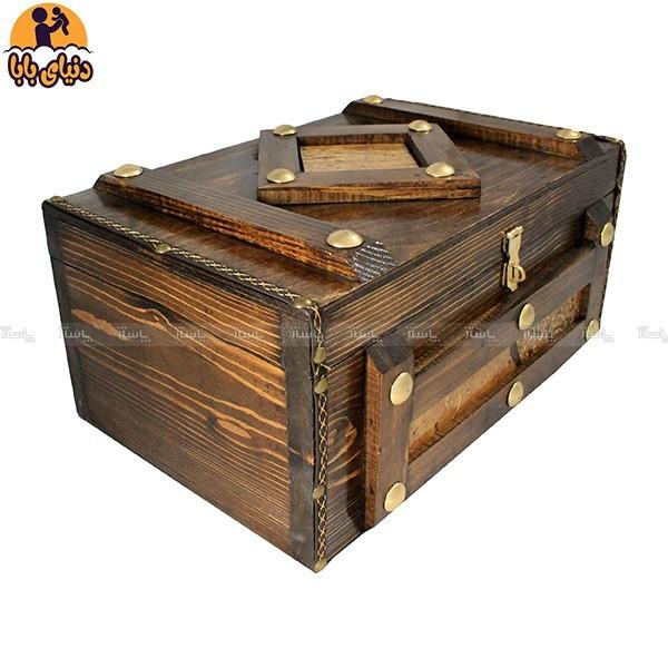 صندوقچه چوبی-تصویر اصلی