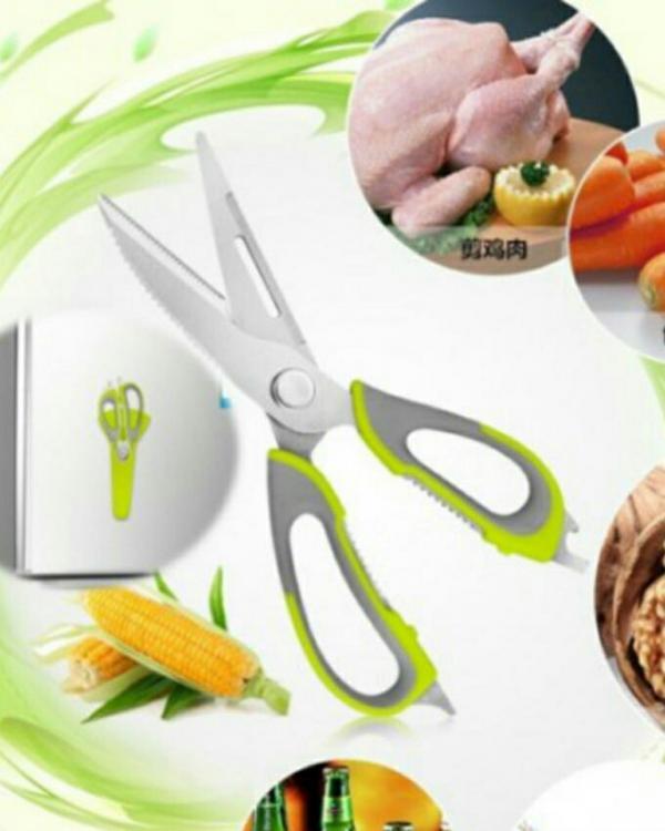 قیچی همه کاره آشپزخانه-تصویر اصلی