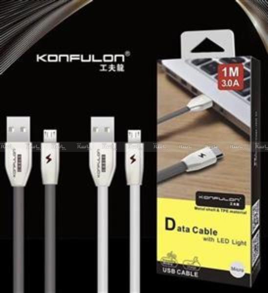 کابل اندروید Konfulon S53 Andriod Cable-تصویر اصلی