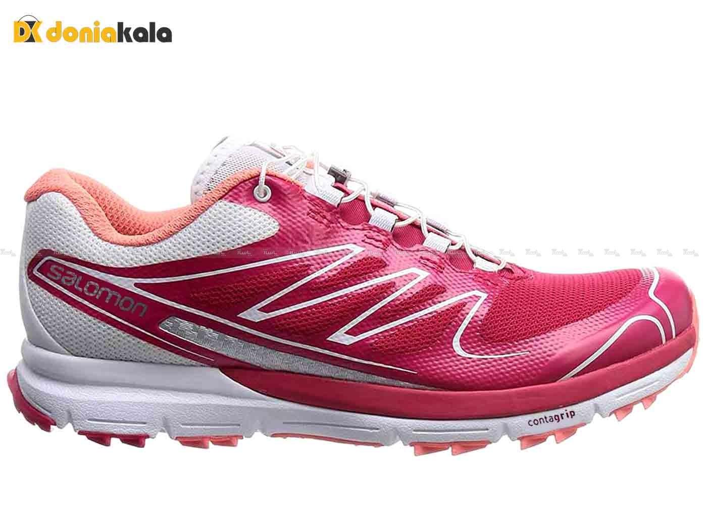 کفش اسپورت مخصوص پیاده روی زنانه سالامون Salomon Sense Pro 373209-تصویر اصلی
