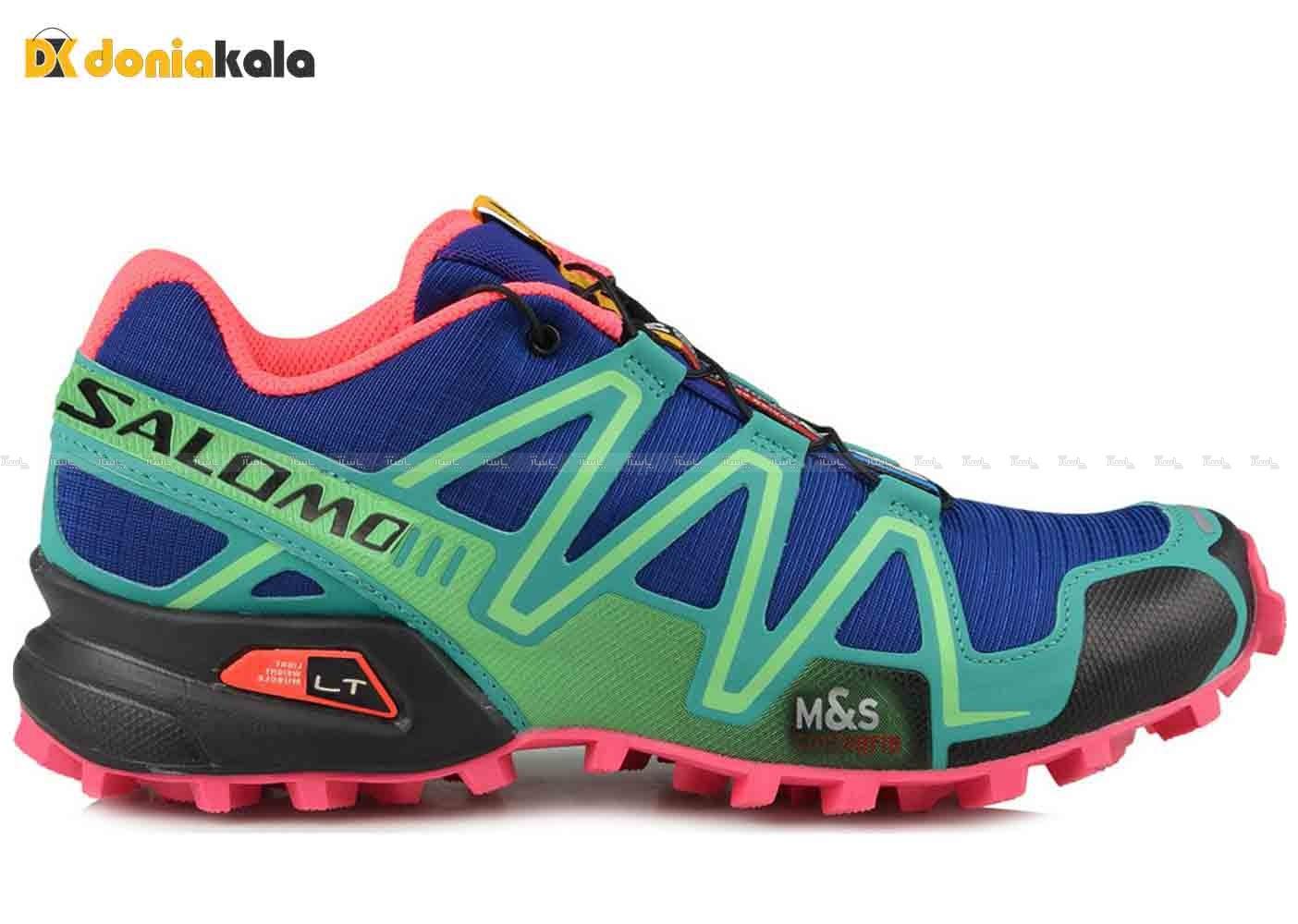 کفش اسپرت و پیاده روی زنانه سالامون اسپید کروس Salomon speed cross 366442-تصویر اصلی