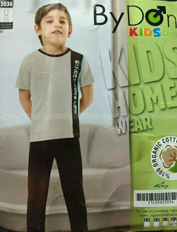 تیشرت شلوار بچگانه bydon-تصویر اصلی