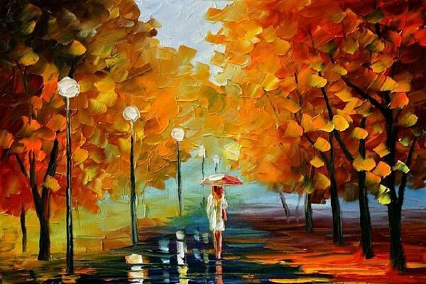 تابلو نقاشی رنگ روغن-تصویر اصلی