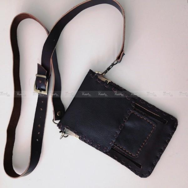 کیف کمری چرم طبیعی دست دوز-تصویر اصلی