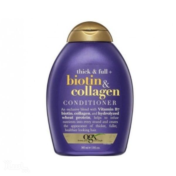 شامپو مو او جی ایکس مدل Biotin & Collagen-تصویر اصلی