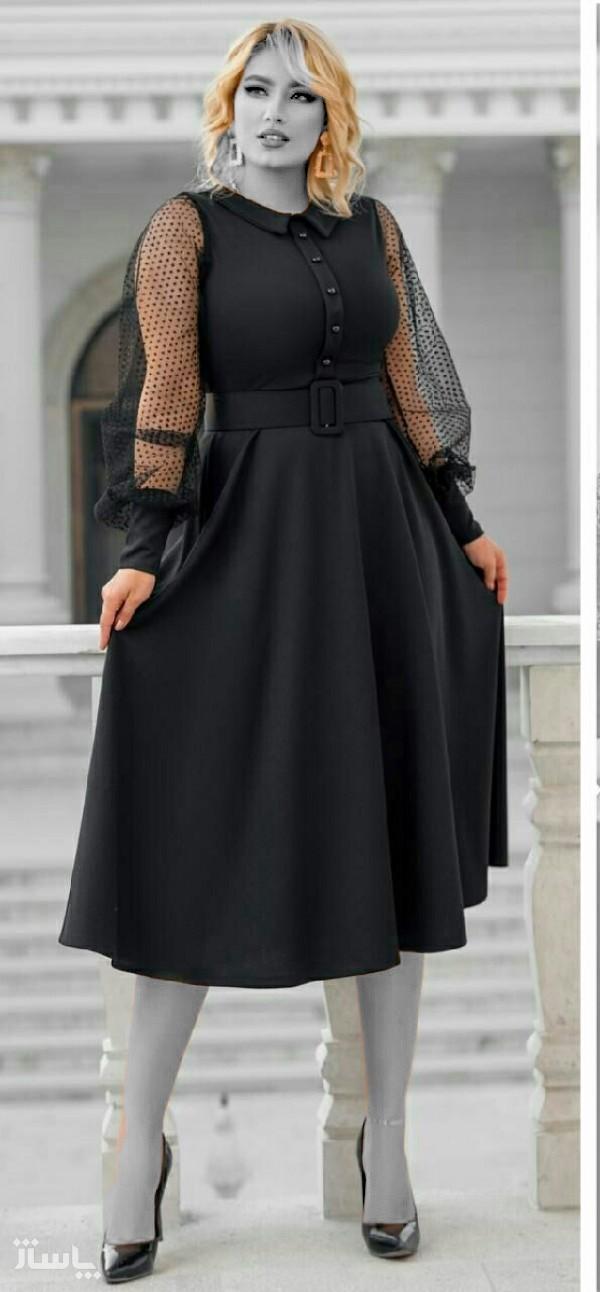 لباس مجلسی ترنگ-تصویر اصلی