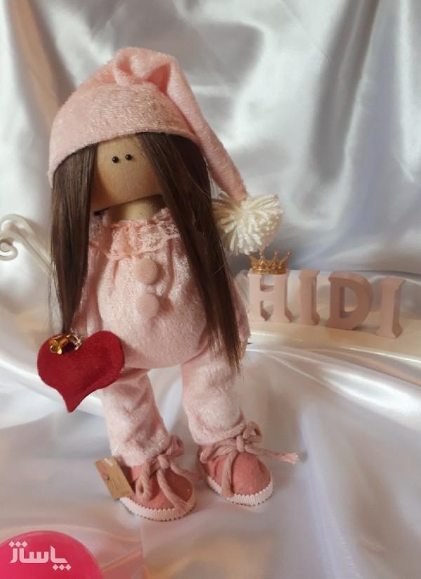 عروسک روسی دختر هیدی کد 4-تصویر اصلی