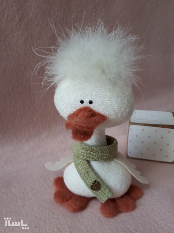 عروسک اردک هیدی-تصویر اصلی