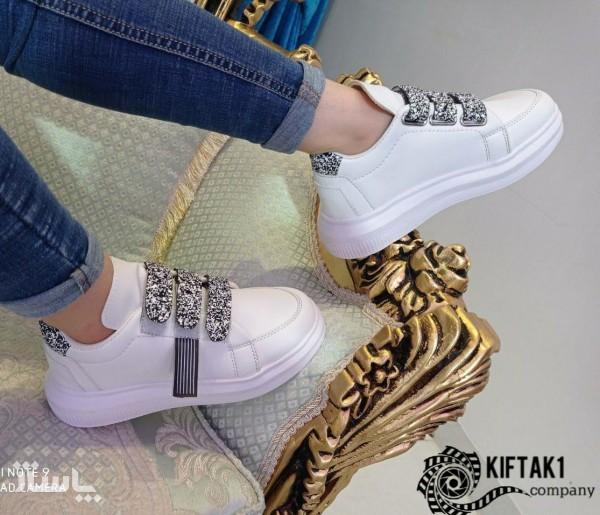 کفش زنانه سه چسب-تصویر اصلی