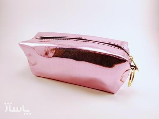کیف لوازم آرایشی هلوگرامی( سایز بزرگ)-تصویر اصلی
