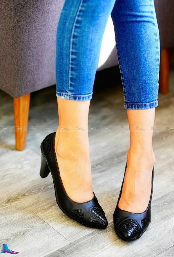 کفش پاشنه ۷ سانت-تصویر اصلی