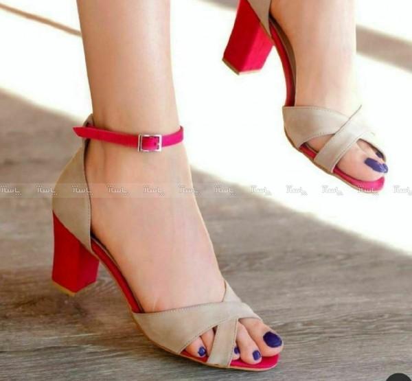 کفش پاشنه ۵ سانت-تصویر اصلی