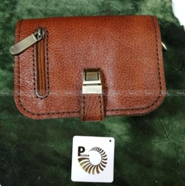 کیف پول چرم طبیعی مردانه-تصویر اصلی