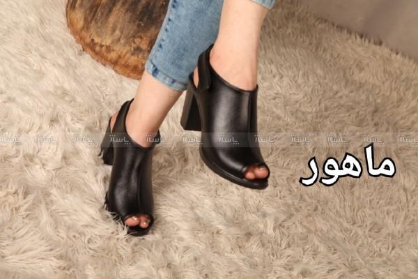 کفش پاشنه دار ماهور-تصویر اصلی