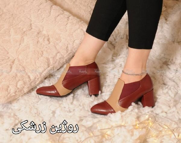 کفش پاشنه دار روژین-تصویر اصلی