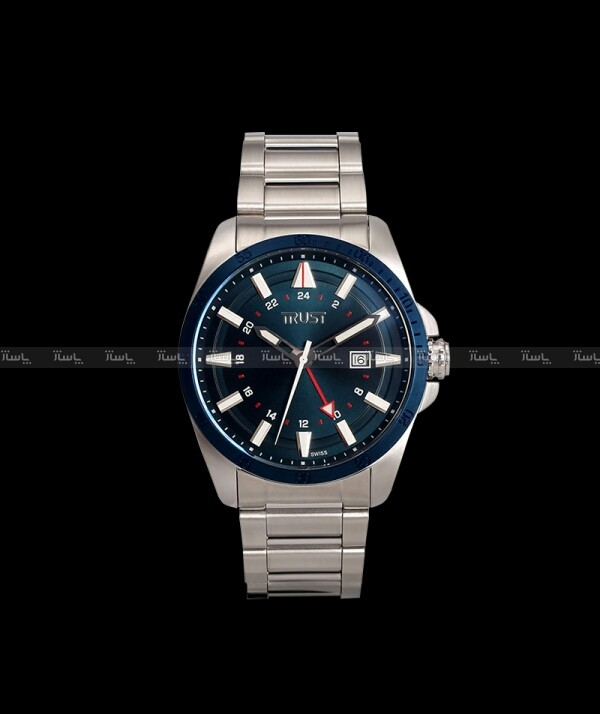 ساعت تراست سوئیس مدلG456KRG گارانتی۱۸ماهه-تصویر اصلی